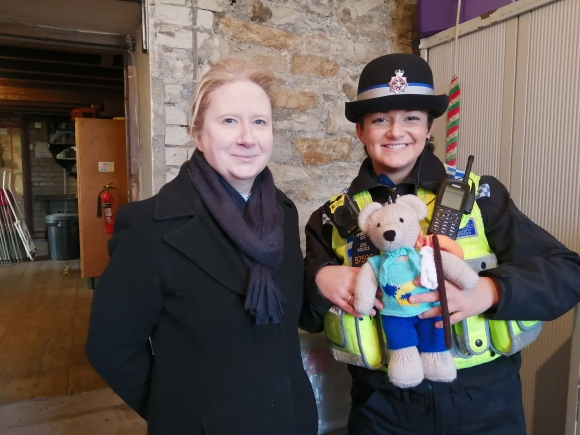 Meeting our PCSO